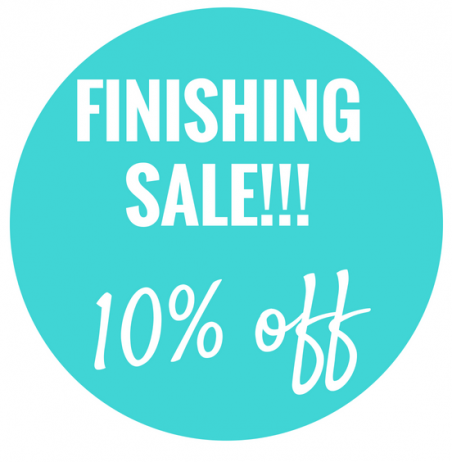 Finishing Sale in Connecticut