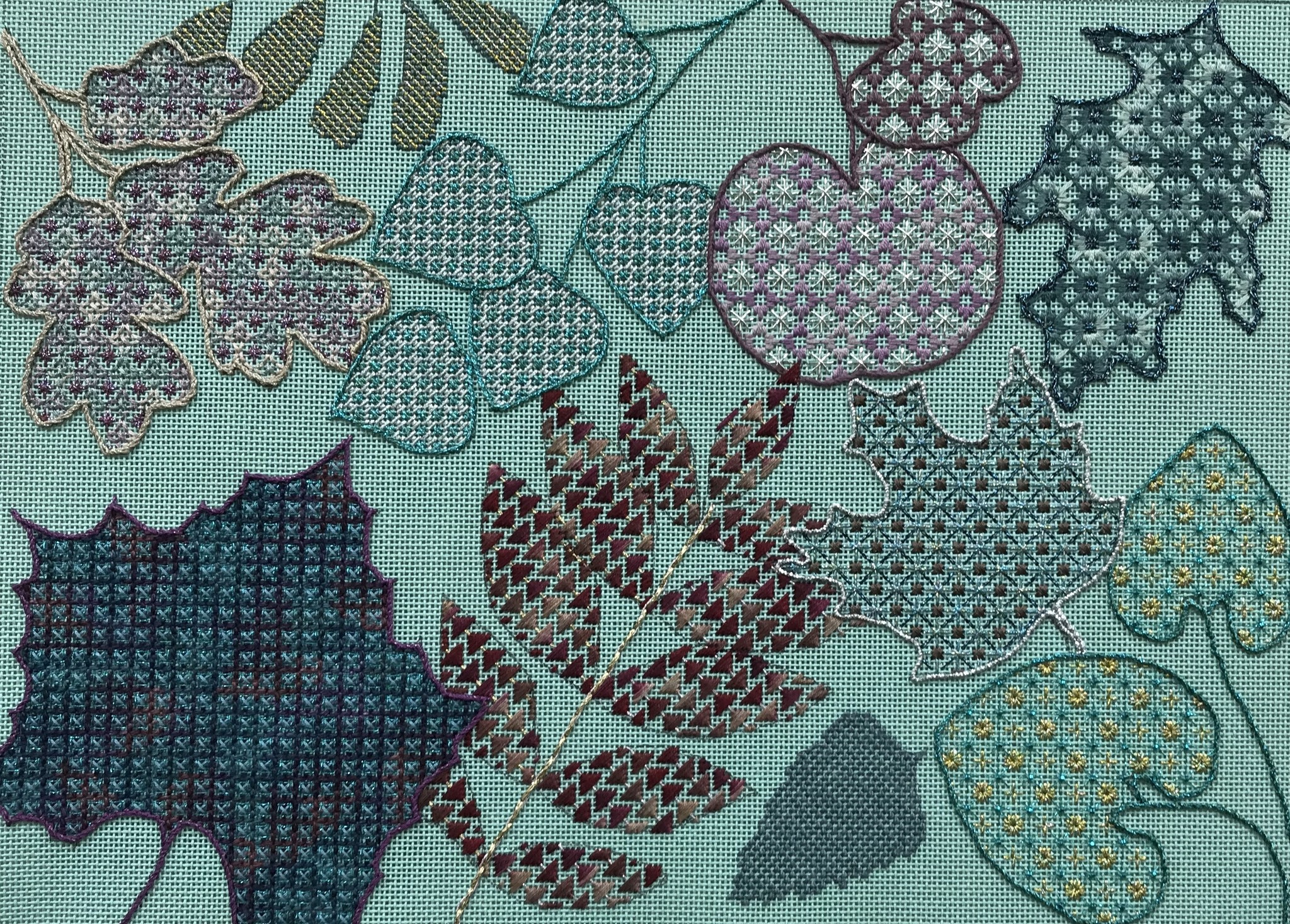 Lots of Stitches in Albuquerque Class