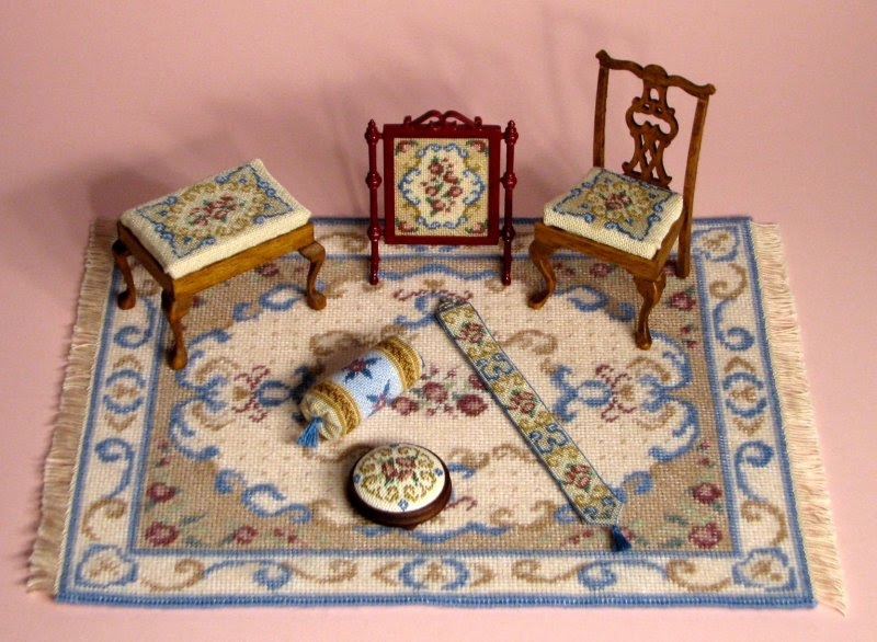 New Dollhouse Carpet on Sale
