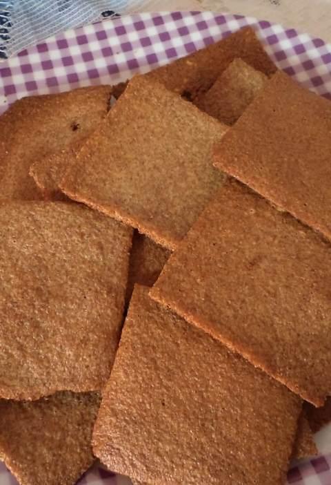 Cream cracker lowcarb
