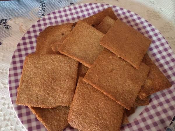 Bolachas Cream cracker