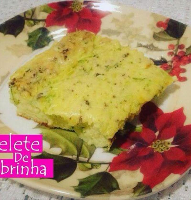 omelete de abobrinha