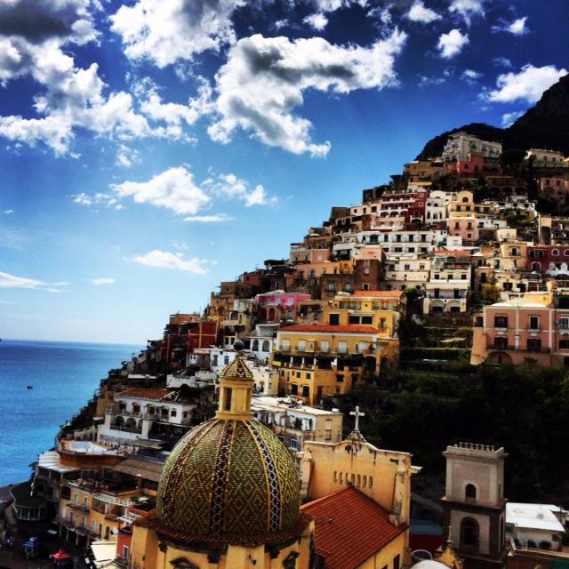 Positano Italy - Sirenland Writers Workshop, 2014