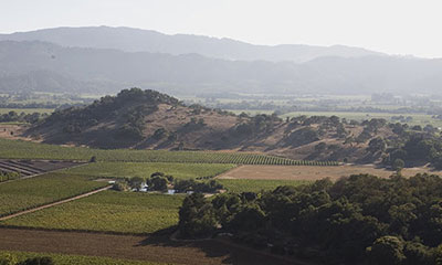Napa Valley Geography