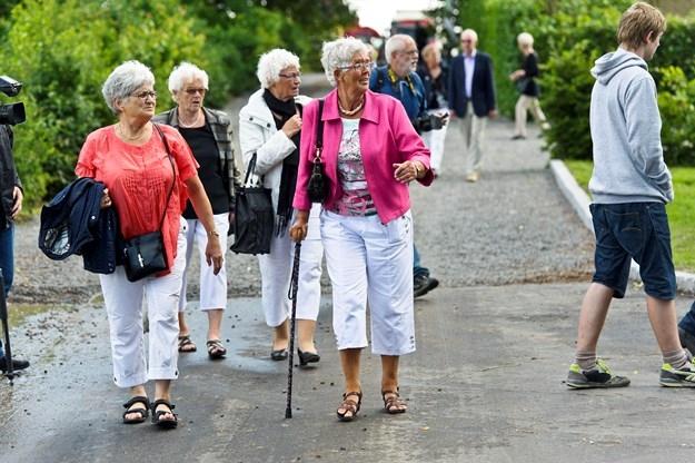 Почему пенсионеры в Дании живут хорошо?