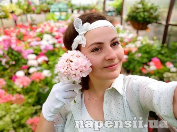 Киевлянка выращивает 350 сортов пеларгонии и делает красивые фотографии
