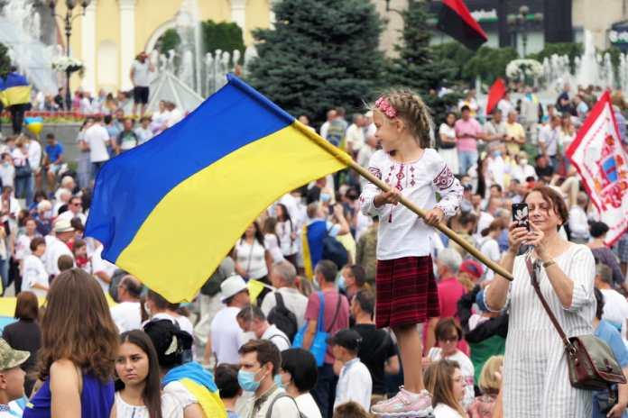 30-летие Независимости: Украина празднует