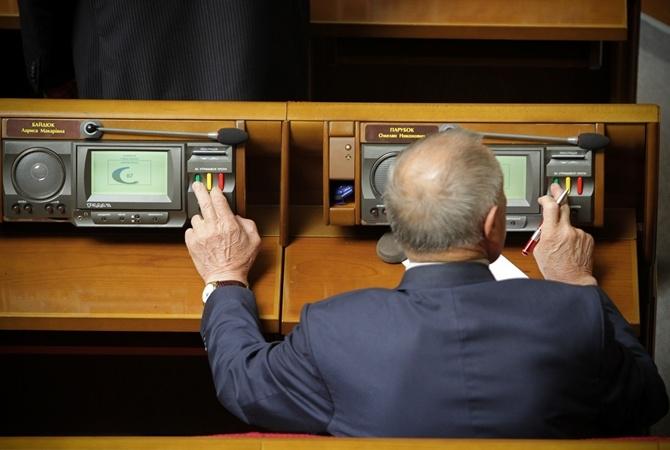 Как накажут депутатов за «кнопкодавство»?