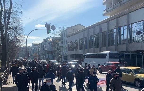 марш военные пенсионеры