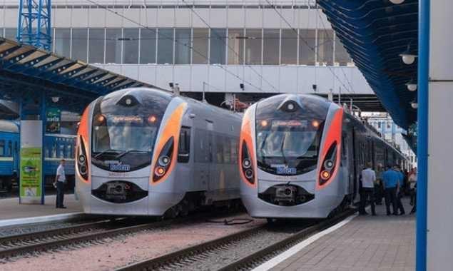 Ко Дню Независимости назначен дополнительный поезд