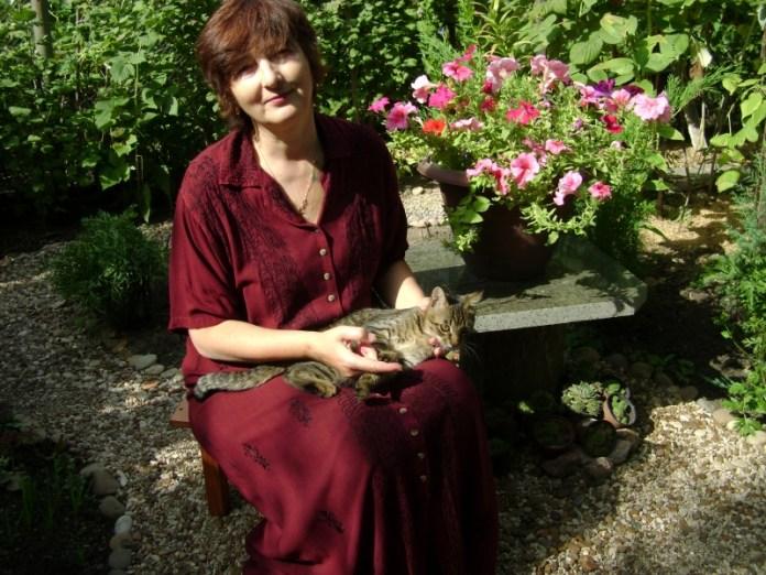 У одесситки в саду растут магические растения