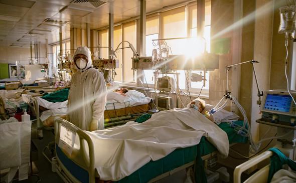Украина: 916 случаев COVID-19 за сутки