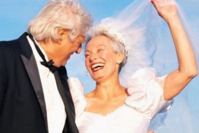 Выйти замуж в шестьдесят