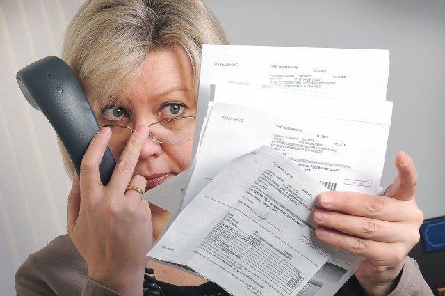 Украинцев могут штрафовать за каждый день просрочки по коммуналке