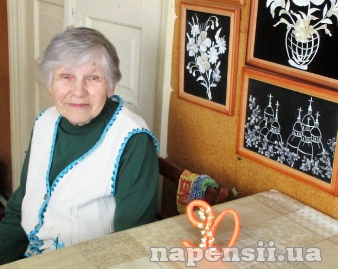 Жизнь как мастер-класс: 90-летняя одесситка Надежда Гомонюк создает удивительные вещи и излучает позитив (ФОТО)