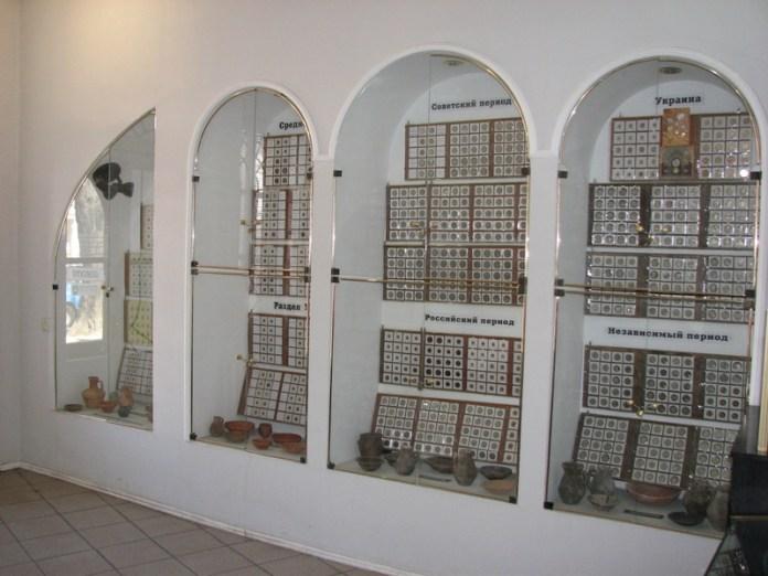 На какие деньги можно полюбоваться в Одесском музее нумизматики