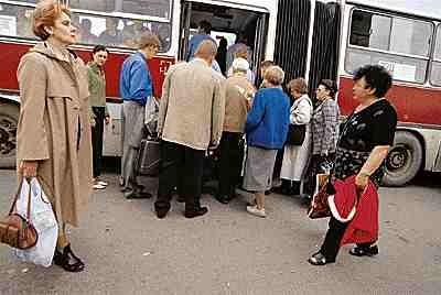Карманники в транспорте: как не остаться без пенсии?