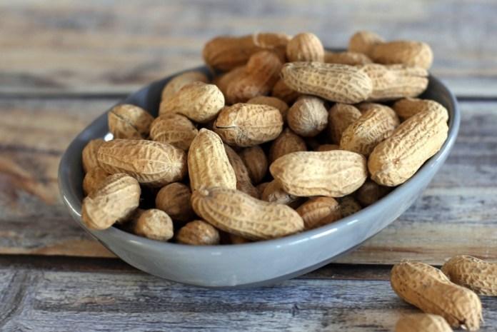 Харьковчанин успешно выращивает арахис