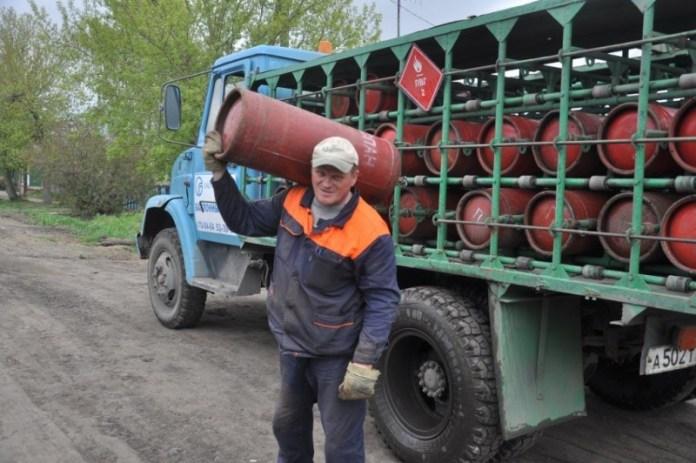 Черновицкая область осталась без баллонного газа