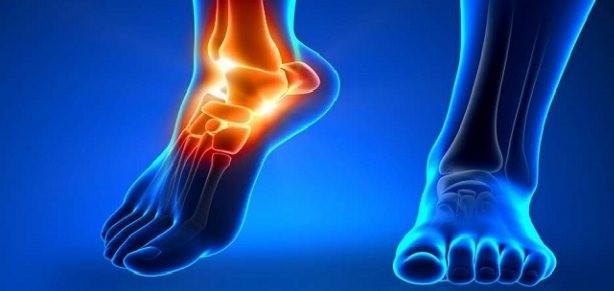 Про що попереджає біль у щиколотці?