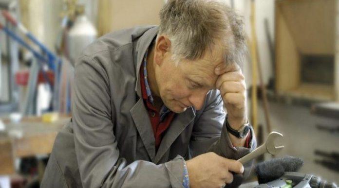 пенсионер работающий