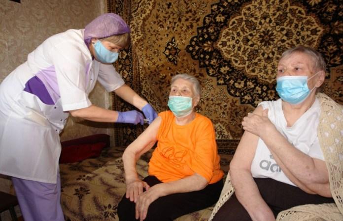 вакцинация на дому