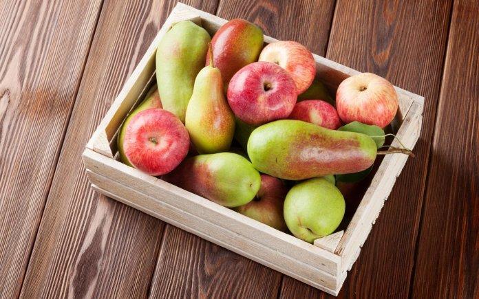 В каких странах едят украинские яблоки и груши