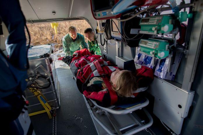 Аэромедицинская эвакуация