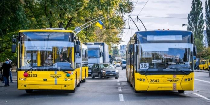 Когда заработает общественный транспорт?