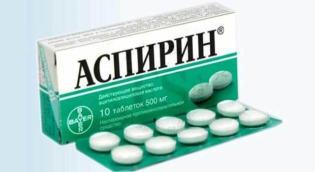 Чем поможет аспирин в домашнем хозяйстве?