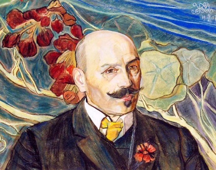 Михаил Коцюбинский, писатель-праздник украинской литературы