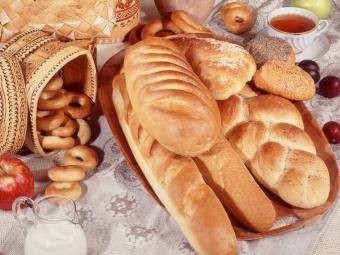 В Киеве и области подняли цены на хлеб