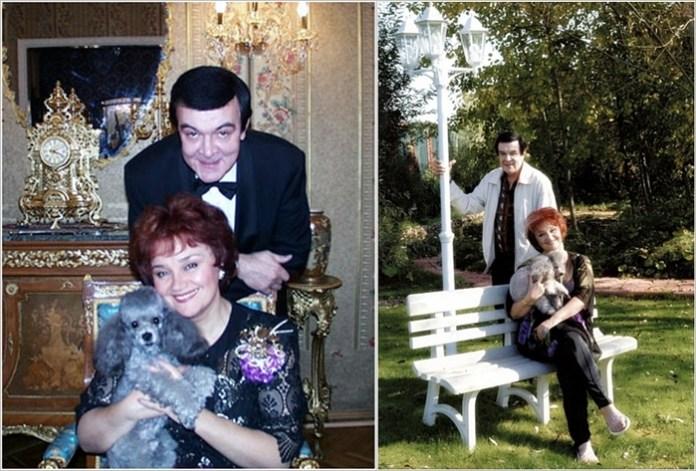 Тамара Синявская  и Муслим Магомаев: история любви