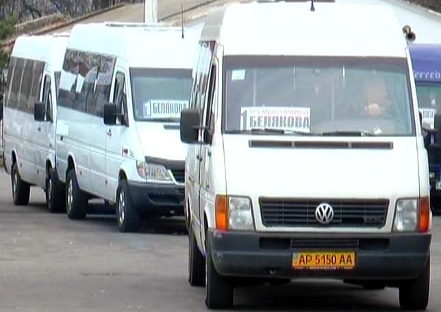 В Мелитополе запретили проезд в транспорте без справки о вакцинации