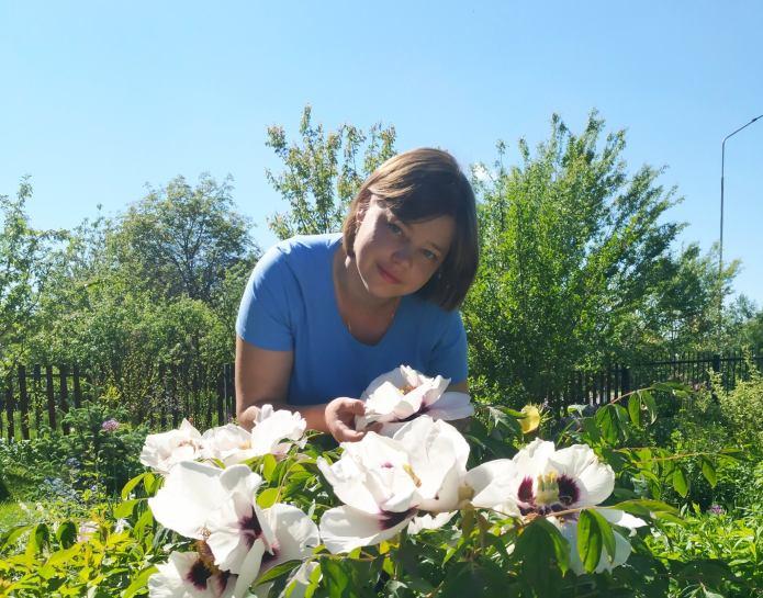 Цветовод из Луцка собрала коллекцию растений, которые цветут до заморозков
