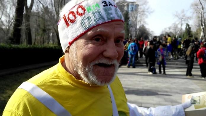 Петро Ключник: як у 82 роки пройти 100 кілометрів…