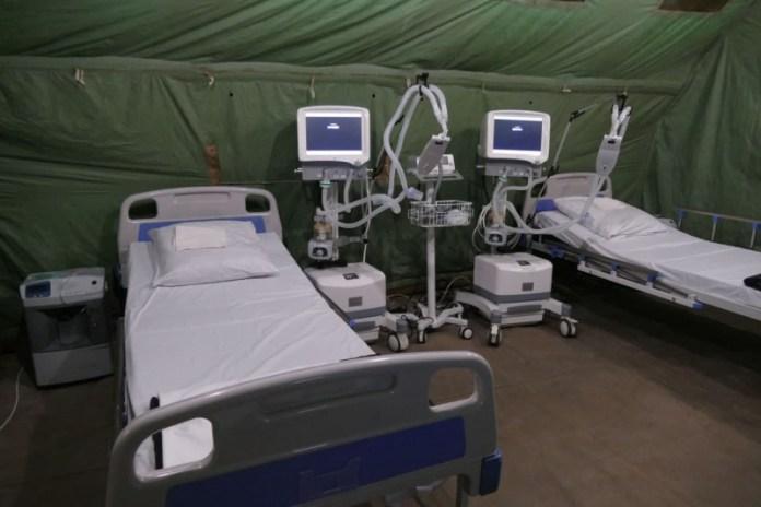 госпиталь коронавирус