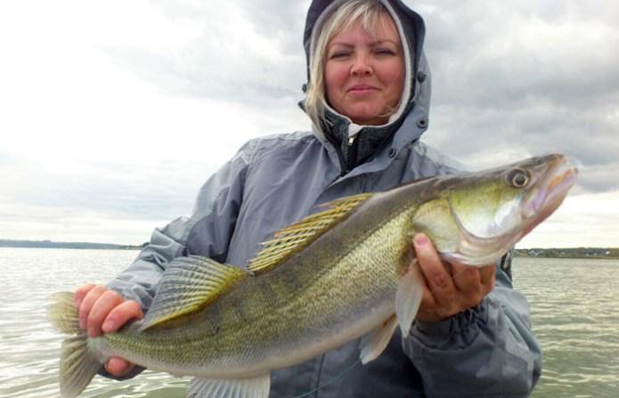 Календарь рыбной ловли на октябрь