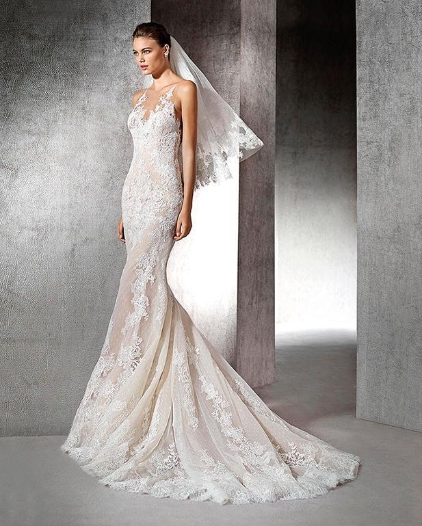 Свадебные платья от лучших дизайнеров в FashionBride
