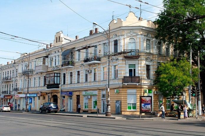 Одесса: тайны улицы Тираспольской