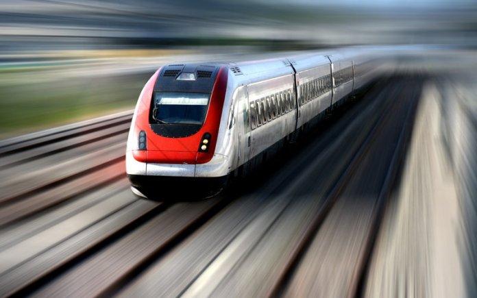 Изменено время движения двух скоростных поездов из Киева