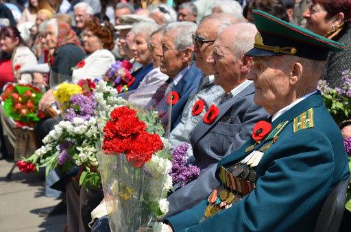 выплаты ветеранам к дню Победы