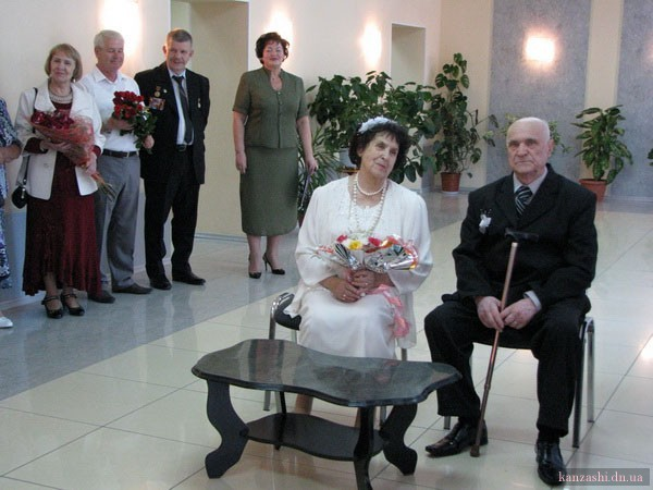 От золотой до красной свадьбы