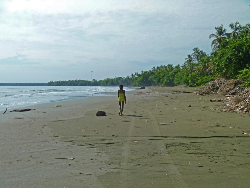 Playa Negra, Cahuita, Costa Rica. 2010