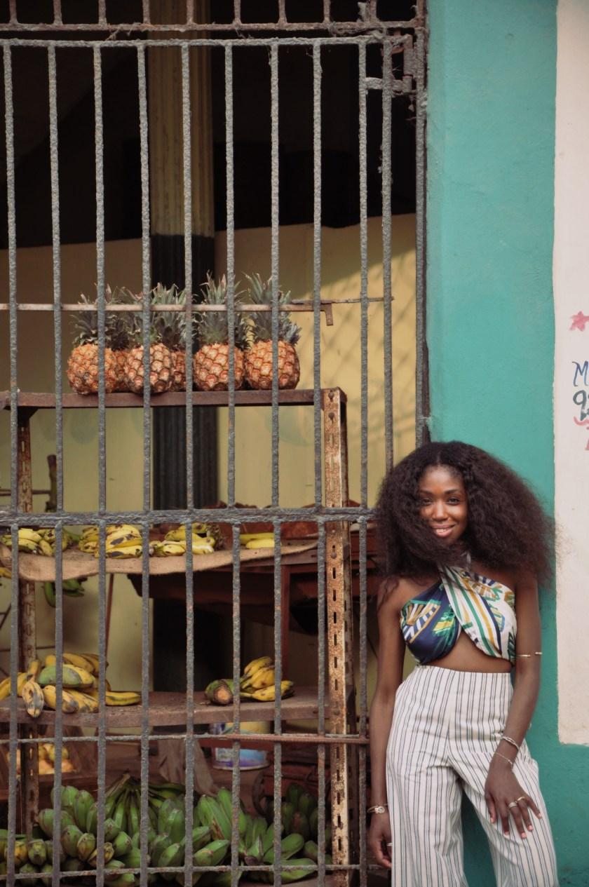 Fruitstand Nneya Richards by Alistair Morgan 2