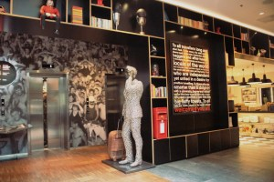 lobby silver man citizenM nneya richards