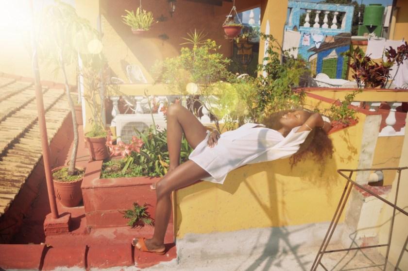 Rooftop in Trinidad de Cuba by Jen Estrada