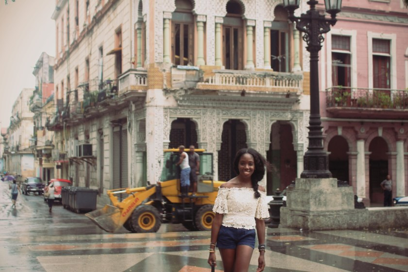 40 Paseo del Prado Morrocan Building by Nneya Richards