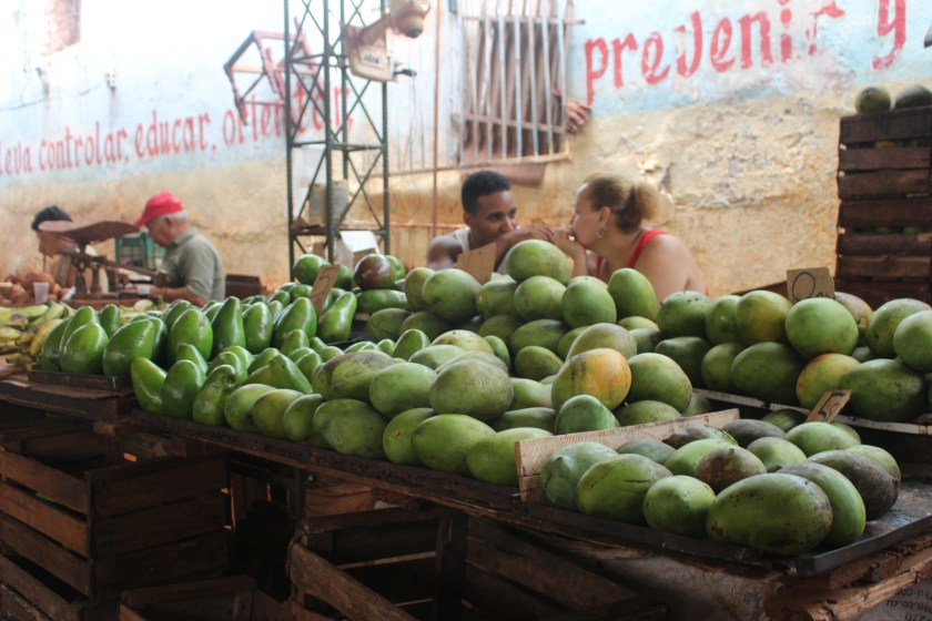 44 Rations Market in Centro Habana by Nneya Richards