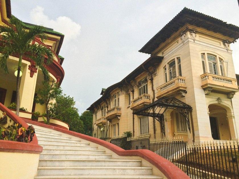 7 Mansion in Vedado by Nneya Richards
